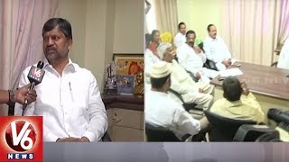 Face To Face With TTDP Leader L Ramana Over Mahakutami In Telangana | Early Elections