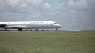 Aeropostal DC9-51 Take Off SVPR