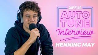 Henning May von AnnenMayKantereit im Auto-Tune Interview | DIFFUS