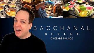 Caesars Palace Bacchanal Buffet Las Vegas - Eat What You Like!