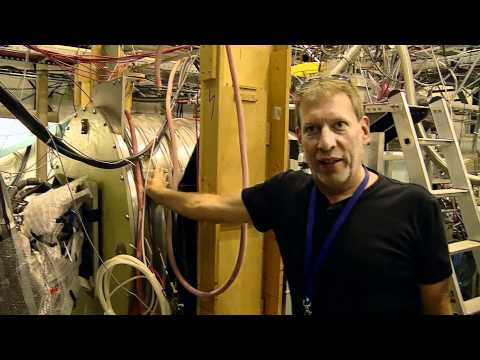 CERN News - June 1st, 2011: ALPHA beats Antihydrogen life record
