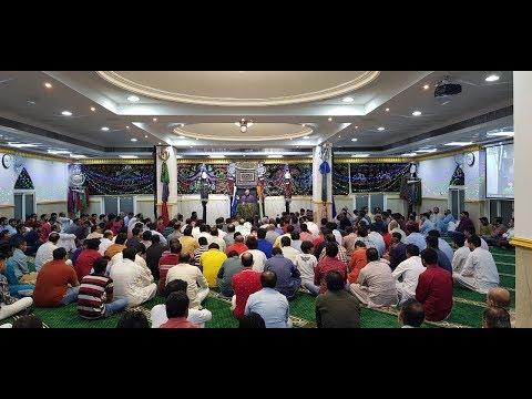16th Rabiul Awwal 1441 - 2019 :Maulana Syed Muhammad Haidar Naqvi Sahib