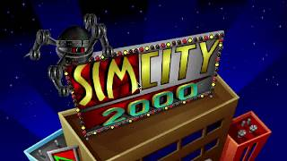[DOS Old Game] Maxis - 심시티 - Simcity 2000 1편