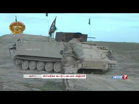 ISIS seizes town in Iraq's Anbar province | World | News7 Tamil |