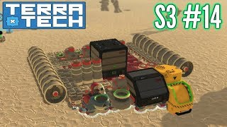 Terratech   Ep14 S3   Hover Scrapping Base!!   Terratech v0.7.8.2 Gameplay