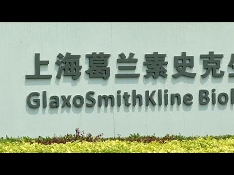 GlaxoSmithKline bosses in China charged with bribery - economy