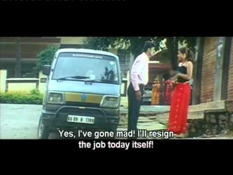 Boss Try To Rape Secretary - Hot Hindi Movie - Mid Night Murder video