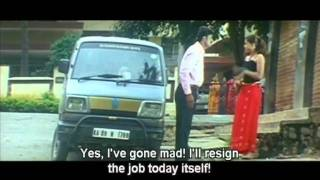 Boss Try To Rape Secretary - Hot Hindi Movie - Mid Night Murder