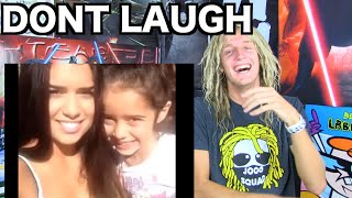 Try Not To Laugh Smile Or Grin! HARDEST VERSION. Reaction