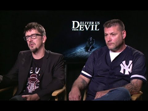 Scott Derrickson & Sgt. Ralph Sarchie Interview - Deliver Us From Evil (2014) JoBlo.com Exclusive HD
