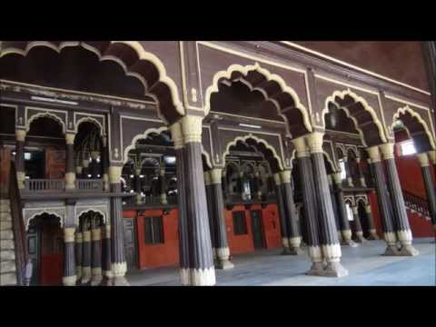 Tipu Sultan's Summer Palace - Bengaluru video