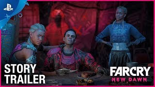 Far Cry New Dawn Story Trailer [OFFICIAL] | Latest Upcoming Games 2019