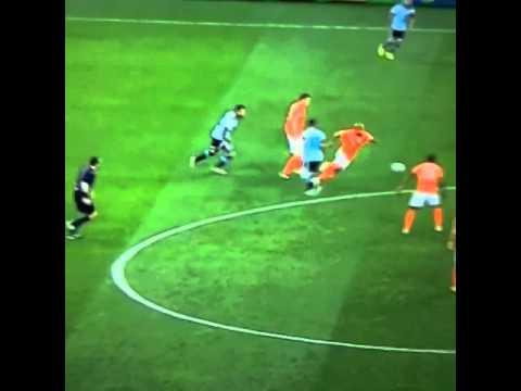 Nigel De Jong vs Argentina - 9.7.2014 - World cup 2014