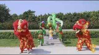 Bé Chúc Tết - Nhạc Thiếu Nhi | Bé Tú Anh 4 Tuổi [Official MV]
