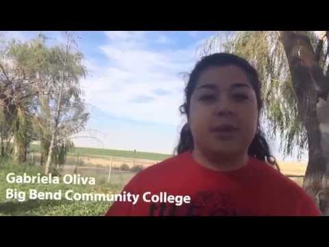2014 Chavez Challenge--BIG BEND COMMUNITY COLLEGE