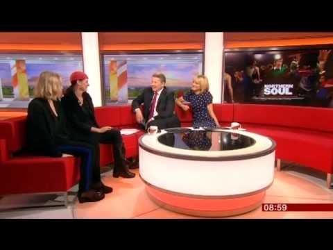 Lisa Stansfield Northern Soul BBC Breakfast 2014