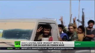 Leaked Pentagon Docs Expose US Hand in Yemen