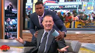 Tom Hanks Hilarious GMA Interview