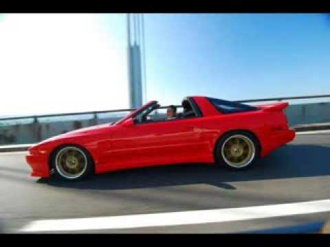 Toyota Supra Mk3 Official Tribute Youtube