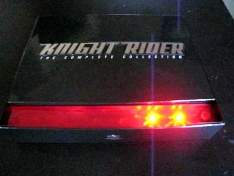 Knight Rider 2008 Dvd Box Set Knight Rider Box Set