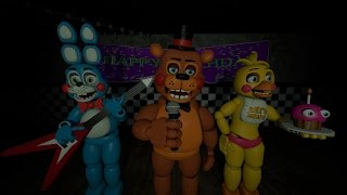 Cancelled Song (PROTOTYPE) (Five Nights At Freddy's sfm animation)