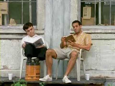 The Station Agent (2003) - Island in the Sun