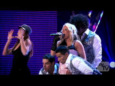 Cascada - Everytime We Touch (world Music Awards 2007) Live [hd] video