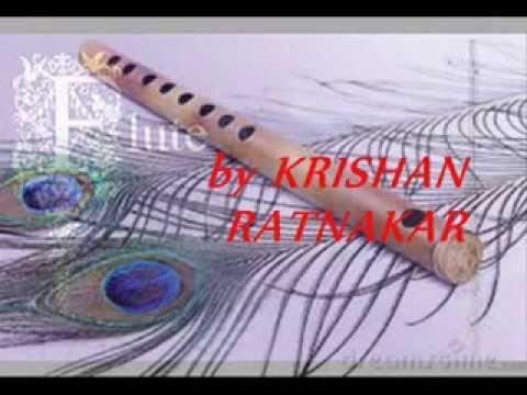 DIL NE PHIR YAAD KIYA -FLUTE  BY  KRISHAN RATNAKAR