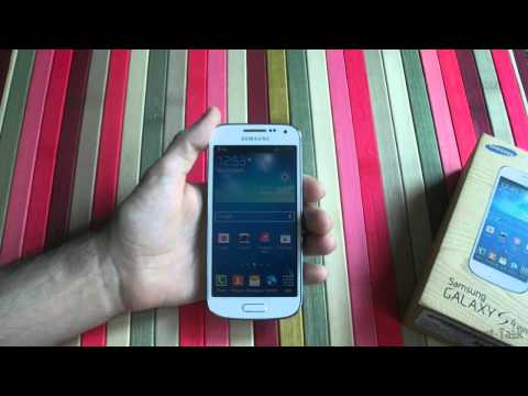 Samsung Galaxy S4 Mini GT-I9195 Review