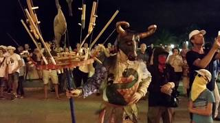Sitges Santa Tecla Festival with the Healthy Travel Guru