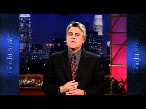 Jay Leno Tribute to NASA (Space Shuttle Program) on