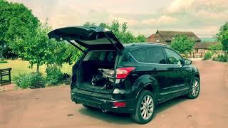 So lets test drive the Ford Kuga Vignale - PJ Nicholls Ltd.