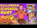 Surprise Halloween Scavenger Hunt!! -