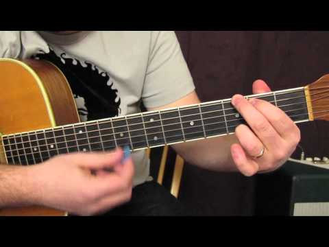 "4 simple Chords : Easy Acoustic Guitar Songs For Beginners ""Closing Time"" by Semisonic"