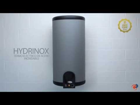 Hydrinox, termos eléctricos de acero inoxidable de Domusa