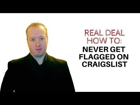 How To Post Ad On Craigslist And NEVER Get Flagged Again! How To Make Money From Home