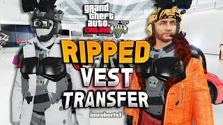 GTA 5 Extreme Strike Vest Glitch Any Outfits GTA Online Ripped Modded Clothing GTA 5 Glitches