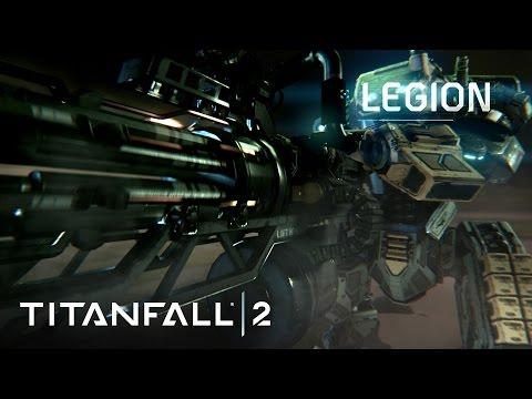 Présentation de Legion - Titanfall 2 [VO]