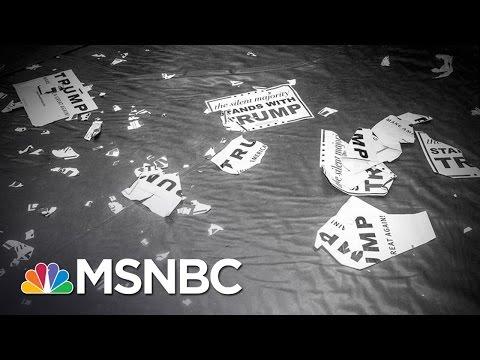 Donald Trump Victory A Mark Of Historic GOP Weakness | Rachel Maddow | MSNBC