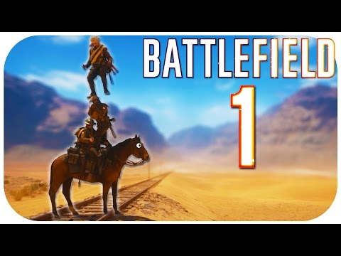 BATTLEFIELD 1: FAILS & RANDOM MOMENTS #1 (BF1 Best Funny Moments Compilation)