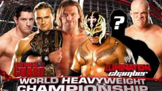 WWE Elimination Chamber Preview: Part 1