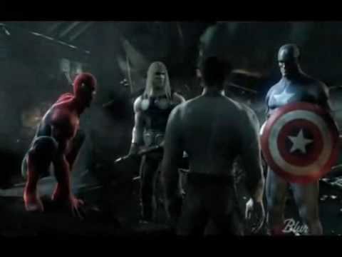 marvel ultimatr alliance trailer movie
