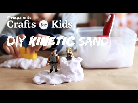 Diy kinetic sand crafts for kids pbs parents do it yourself diy kinetic sand crafts for kids pbs parents do it yourself hobby solutioingenieria Image collections