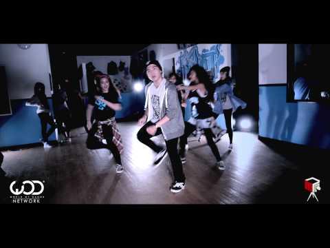 Audio Push - Throw It Back Choreography Ft. @GroundZeroLV