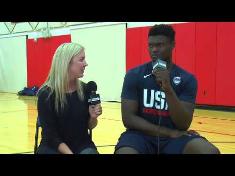 1on1 with Zion Williamson: Official visits, decision timeframe and more