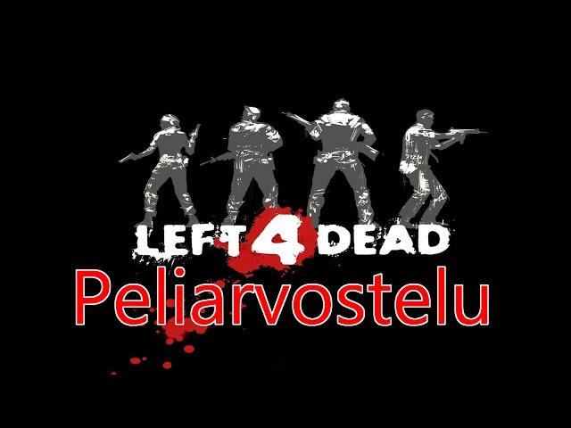 Left 4 Dead Peliarvostelu / Review