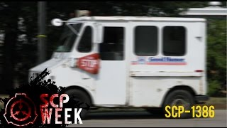 "SCP-1386 ""Sentient Ice Cream Van"" 