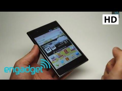 LG Optimus Vu Review   Engadget