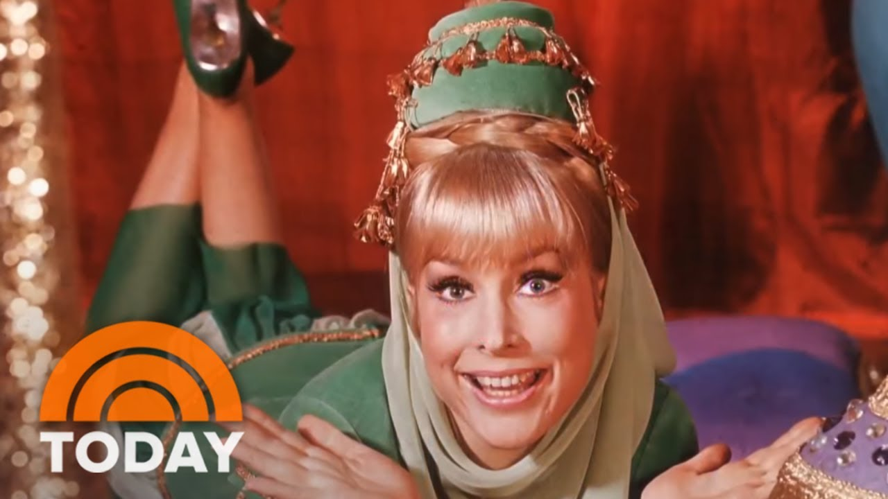 Star Barbara Eden Sits Down With Al Roker To Reflect On Her Career 'I Dream Of Jeannie' | TODAY