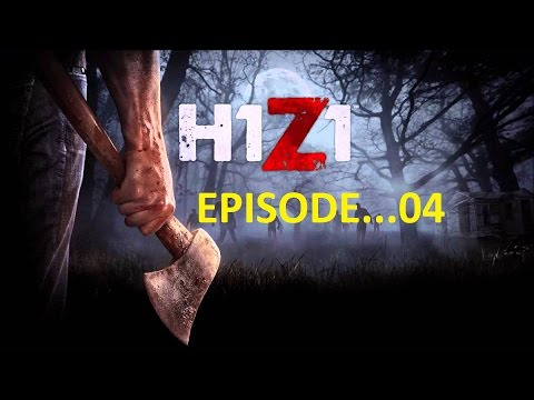 H1Z1....JUST SURVIVE...Checking out the Dam and buildings